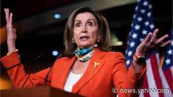 Nancy Pelosi misspeaks, says police reform bill is worthy of 'George Kirby's' name