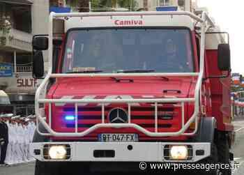 HYERES : Incendie dans un immeuble d'habitation - La lettre économique et politique de PACA - Presse Agence