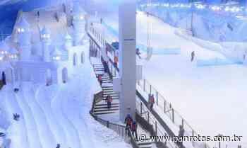 Snowland, em Gramado (RS), reabre ao público - PANROTAS