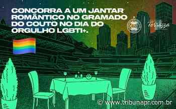 Coritiba sorteará jantar no gramado do Couto pelo Orgulho LGBTI+ - Tribuna do Paraná