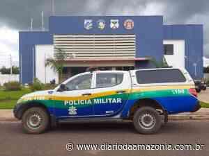 Jovem é preso com arma de fogo e drogas em Vilhena - Diário da Amazônia