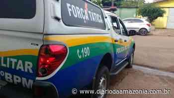 """PM fecha """"boca de fumo"""" e prende suspeitos por tráfico em Vilhena - Diário da Amazônia"""