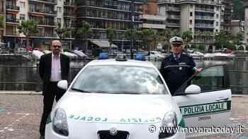 Omegna, nuova auto per la polizia locale - Novara Today