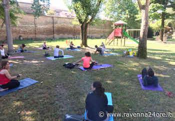 Bagnacavallo: Yoga Day al parco delle Cappuccine domenica 21 giugno - Ravenna24ore