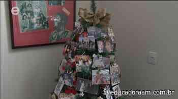 Educadora AM - 'Monte sua árvore de Natal': Campanha incentiva esperança na pandemia - Educadora