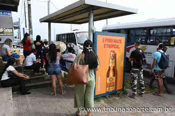 Ônibus de Natal circulam com a frota definida para pandemia - Tribuna do Norte - Natal