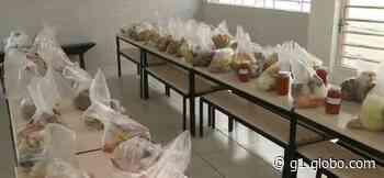 Segunda etapa de distribuição dos kits de merenda é realizada em Bezerros - G1