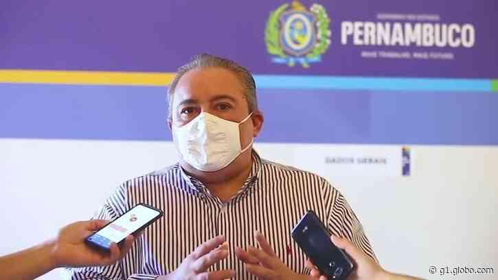 Governo de Pernambuco decreta restrição das atividades econômicas em Caruaru e Bezerros - G1