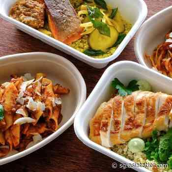 Where to Eat in Singapore This Week: Artemis Grill, Saint Pierre, Buona Terra, Madame Fan, Ishi - Tatler Singapore
