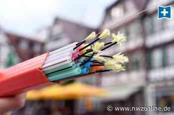 Digitalisierung: Konzept für schnelles Internet in Brake - Nordwest-Zeitung