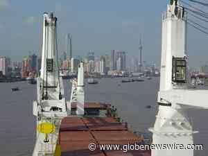 MacGregor receives USD 11 million crane order for general cargo ships - GlobeNewswire