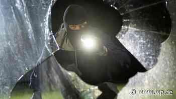 Schiefer-Diebe in Schmallenberg unterwegs: Zeugen gesucht - WP News