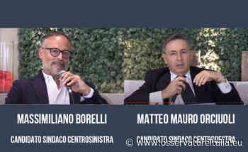 Albano Laziale elezioni, Borelli e Orciuoli: primi confronti… a distanza - L'Osservatore d'Italia