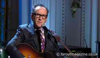 Revisit the moment Elvis Costello sang 'Penny Lane' for Paul McCartney at the White House - Far Out Magazine