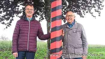 Schopfloch: Denkmale erstrahlen in neuem Glanz - Schopfloch - Schwarzwälder Bote