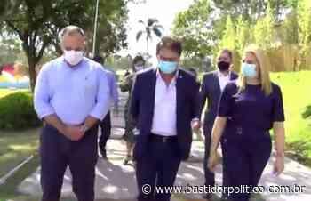 Vídeo: Em áudio vazado em Live, Carla Morando diz que Diadema e Mauá 'não têm nada' de leitos - Bastidor Político