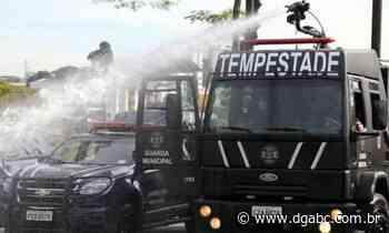 Caminhão reforça combate aos pancadões em Diadema - Diário do Grande ABC