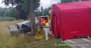 70-jarige vrouw overleden na ongeval op Expresweg Ninove