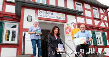 Leseprojekt in Buseck: Reichlich Stoff für Bücherwürmer - Gießener Anzeiger