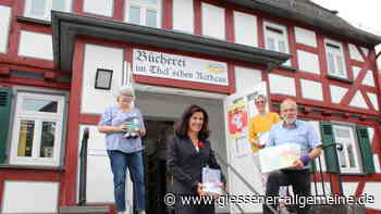 Startschuss für Leseprojekt - Gießener Allgemeine