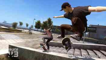 Skate 4: EA-Chef gibt erste Hinweise auf den Inhalt des Skateboard-Spiels - PC Games