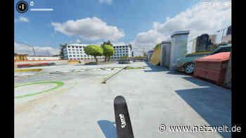 Statt 7,19 Euro: Angesagtes Skateboard-Game für iPhone kurzzeitig kostenlos - netzwelt