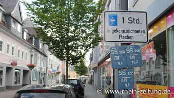 Mehr Einnahmen?: Diezer Stadtrat debattiert über Parkgebühren - Rhein-Lahn-Zeitung Diez - Rhein-Zeitung