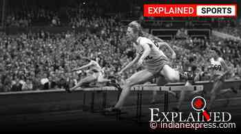 Explained: When Olympic Games brought cheer after a crisis in 1948 - The Indian Express