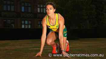 Lauren Boden leads Canberra contenders into Olympic Games - The Canberra Times