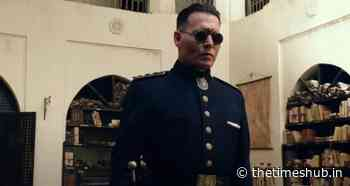 """""""Waiting for the barbarians"""": Robert Pattinson teams up with johnny Depp in the first trailer - The Times Hub"""