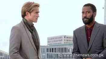 New release date for Robert Pattinson starrer Tenet announced - The News International