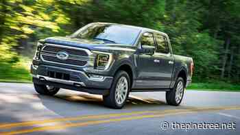 Ford Motor Company Launches the All-New F-150 - The Pine Tree