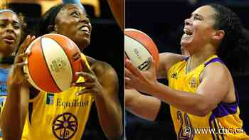 WNBA standouts, teammates Chiney Ogwumike, Kristi Toliver to sit out season