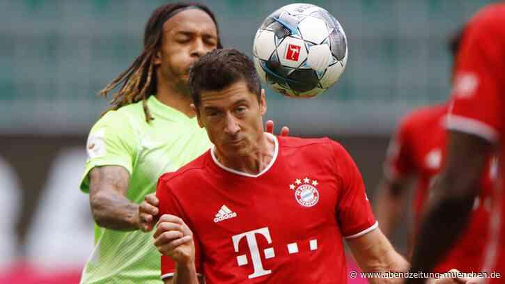 Bundesliga live - VfL Wolfsburg gegen FC Bayern im Ticker - Abendzeitung