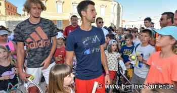 Tennis-Welt kritisiert Novak Djokovic scharf - Berliner Kurier