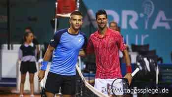 """Nach Absage der """"Adria-Tour"""": Novak Djokovic hat mit seiner Arroganz Leben riskiert - Tagesspiegel"""