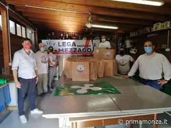 La Lega di Mezzago scende in campo al fianco della Caritas - Prima Monza