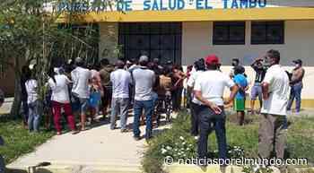 ▷ Cierran centro de salud de Amotape (Paita) debido al incremento de muertes y contagios | LRND | Sociedad - Noticias Peru - Noticias por el Mundo