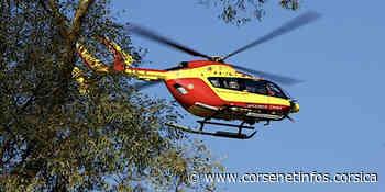 GR20 : un randonneur évacué sur l'hôpital de Corte - Corse Net Infos