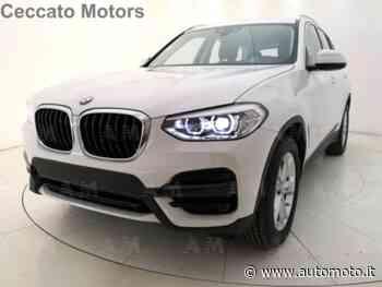 Vendo BMW X3 xDrive20d Business Advantage nuova a Castelfranco Veneto, Treviso (codice 7567857) - Automoto.it