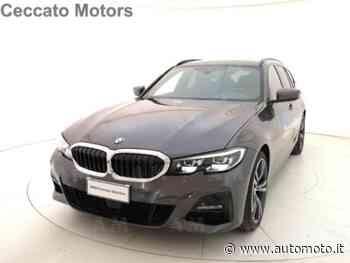 Vendo BMW Serie 3 Touring 318d Msport usata a Castelfranco Veneto, Treviso (codice 7199836) - Automoto.it
