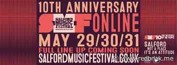 Live Review: Salford Music Festival - Redbrick