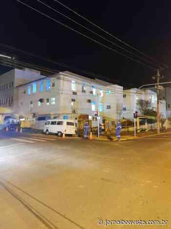 Desinfecção tem continuidade nesta semana em Erechim – Jornal Boa Vista - Jornal Boa Vista