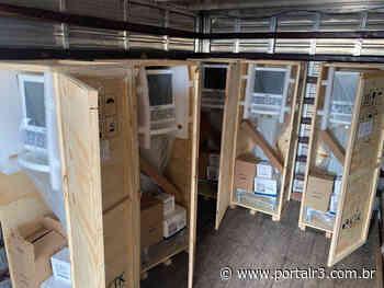 Pindamonhangaba recebe mais 5 respiradores da Tenaris - PortalR3