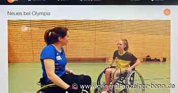 "Reporterkind bei ""1, 2 oder 3"": Remagenerin interviewt Badminton-Star in TV-Sendung - General-Anzeiger Bonn"