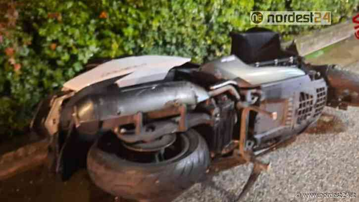 Incidente a Carbonera (TV): scooter contro un muretto, 2 morti - Nordest24.it