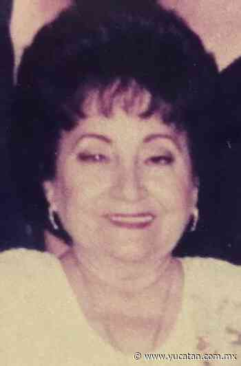 Obituario: Enna María Maldonado de Regil de Ascencio - El Diario de Yucatán