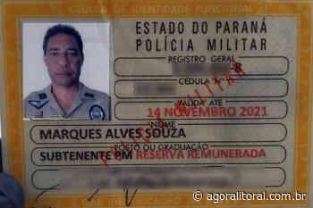 Policial Militar é assassinado dentro de casa em Guaratuba - Agora Litoral