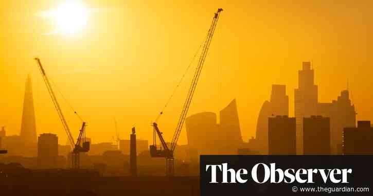 Why the home-working boom could tumble London's skyscrapers