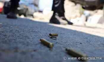 Asesinan a balazos a un masculino de 56 años en Tlaxco | e-consulta.com Tlaxcala2020 - e-Tlaxcala Periódico Digital de Tlaxcala